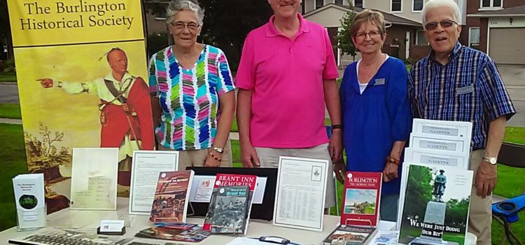 Southeast Burlington's Canada 150 Party